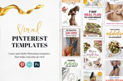 Viral Pinterest Templates Superpack Product Image 1