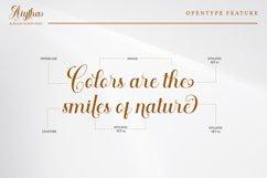 Aiytha-Elegant Caligraphy Font Product Image 3