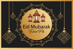Eid Mubarak Festival Illustration Product Image 1