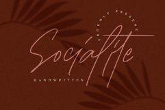 Socialite Signature Font Product Image 1