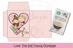 Love Soup Cocoa Envelope Product Image 1