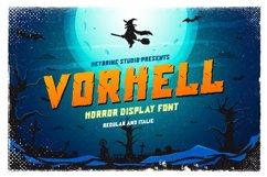 Vorhell Horror Font Product Image 1
