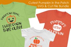 Cutest Pumpkin in the Patch Bundle Product Image 2