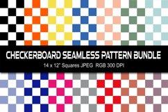 Checkerboard Seamless Pattern Bundle Product Image 1