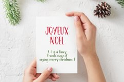 Filler Foliage - A Happy Christmas Font Duo Product Image 4