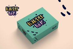 Web Font Baballe - Cute Kids Font Product Image 6