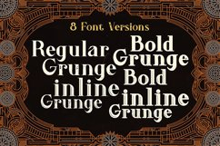 Dories - Display Font Product Image 2