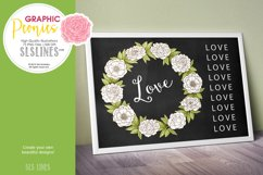 Pretty Peonies in Pink & Yellow Product Image 10