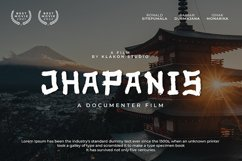 Jhapanis Font Product Image 2