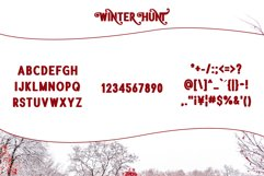 Winter Hunt Beauty Typeface Product Image 3