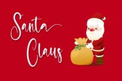 Celebrate - Christmas Calligraphy Font Product Image 5