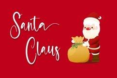 Web Font Celebrate - Christmas Calligraphy Font Product Image 2