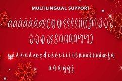 Web Font Celebrate - Christmas Calligraphy Font Product Image 5