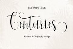 Centuries Product Image 1
