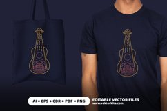 Alien Guitar Product Image 3