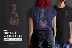 Alien Guitar Product Image 4