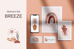 Breeze - Abstract Shapes & Lines Set Product Image 1