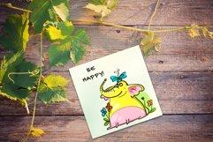 Little Elephant - 20 illustrations Product Image 3