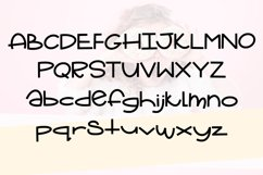 Donut Grow Up a Fun Font with extra Doodles Product Image 2