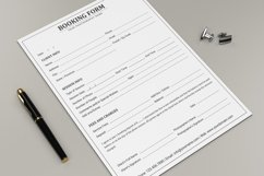 Client Booking Form for Photographers | Client Contract Product Image 3