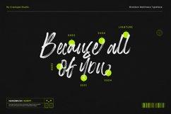Brandon Matthews Handbrush Script Product Image 3