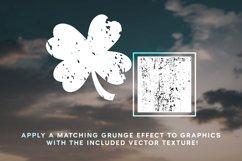 Airwings - Retro Narrow Sans Serif & Free Grunge Texture Product Image 4