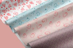 Collection of heart patterns Product Image 4
