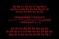 Winslow - Stylish Display Font Product Image 3