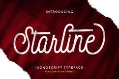 Starline script Product Image 7