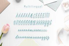 Sharras Lanas - Modern Handwritten Font Product Image 3
