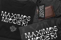 Web Font Maximos Font Product Image 2