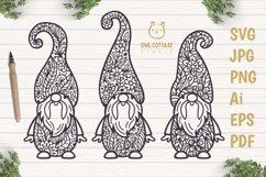 Gnomes Bundle svg , Scandinavian Gnomes SVG, Gnome Clipart, Product Image 3