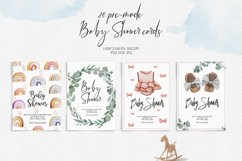 Baby Boom watercolor collection Product Image 6