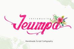 Jeumpa Script Product Image 1