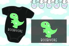 Boobivore SVG, Breastfeeding Cut File, Breastfeeding svg Product Image 2