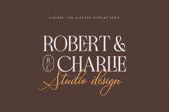 Chemre - Elegant Serif Product Image 11