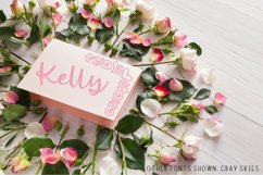 Ornament Font - The Perfect Accessory to Your Designs!  Product Image 3