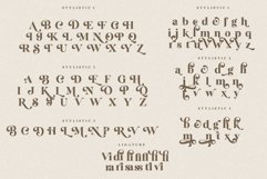 Classical Authentic Font Product Image 5
