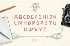 Lokka Uppercase Font Product Image 4