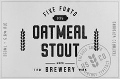 Oatmeal Stout - 5 Styles Product Image 2