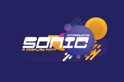 Sonic Product Image 1