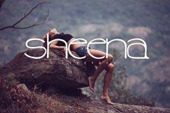 Sheena Typeface Product Image 1