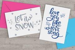 Zooky Squash - holiday greeting card mockups