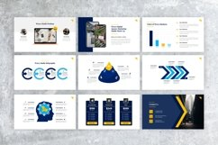 Weecy - Business PowerPoint Presentation Templates Product Image 2