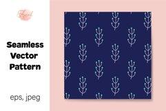 Wildflowers Digital Paper, Seamless Pattern Product Image 1