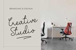 Ruellia - Signature Font Product Image 2