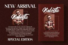 Balestic - Premium Brush Font Product Image 16