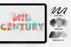 MID CENTURY BRUSHS FOR PROCREATE 5 Product Image 4