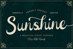 Sunshine Product Image 1