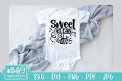 Baby SVG Bundle - Newborn SVG Cut Files - 20 Designs Product Image 4